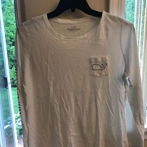 Vineyard vines longsleeve vintage well shirt